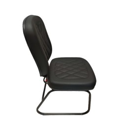 Cadeira Fixa Diretor Trapézio