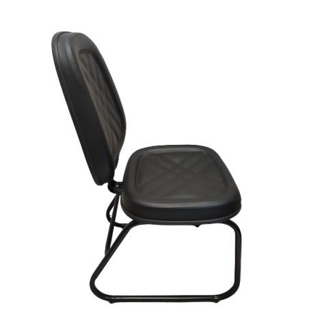 Cadeira Fixa Diretorzinho Trapézio
