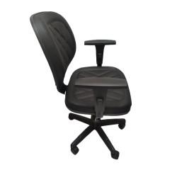 Cadeira Executiva Costurada Giratória
