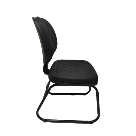 Cadeira Fixa Executiva Costurada Trapézio