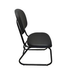 Cadeira Fixa Secretaria Trapézio