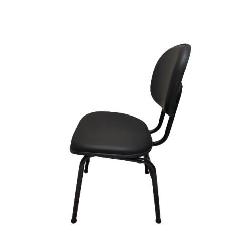 Cadeira Fixa Secretaria Palito
